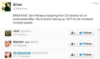 Abunimah on Petraeus