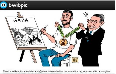 Latuff Wiesenthal SS1