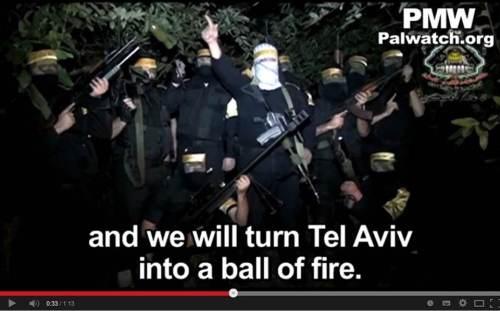 Tel Aviv Fatah threats
