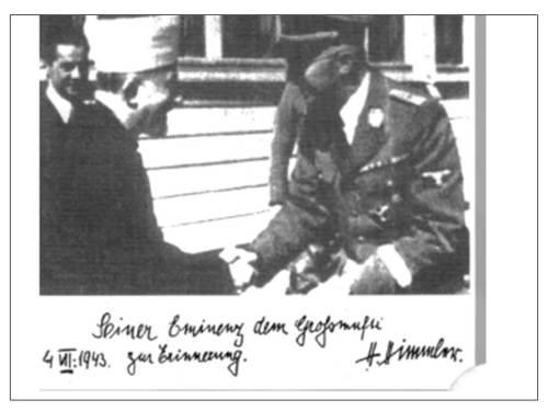 Mufti & Himmler
