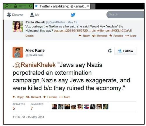 Nakba Holocaust