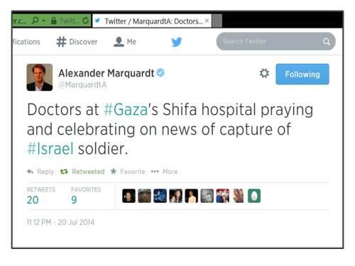Gaza Drs celebrate
