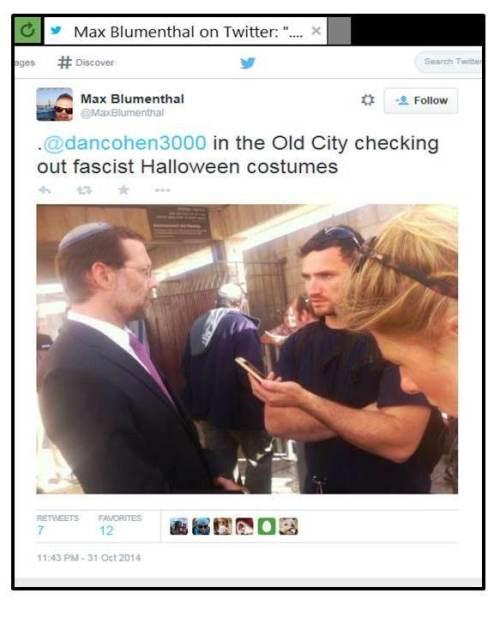 MB Halloween fascist kippa
