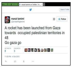 MTamimi Go Gaza go