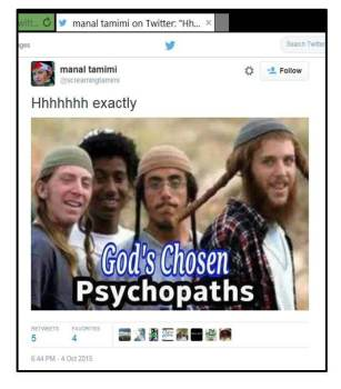 MTamimi Gods chosen psychos
