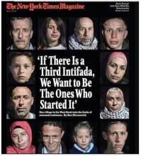 NYT Mag cover Intifada