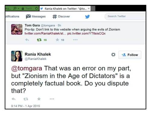 RK tweets Holocaust denial site2