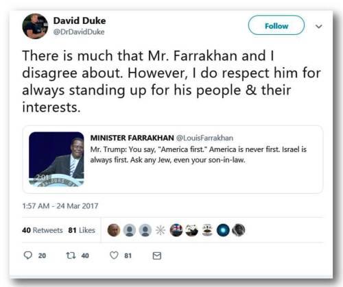 D Duke Farrakhan